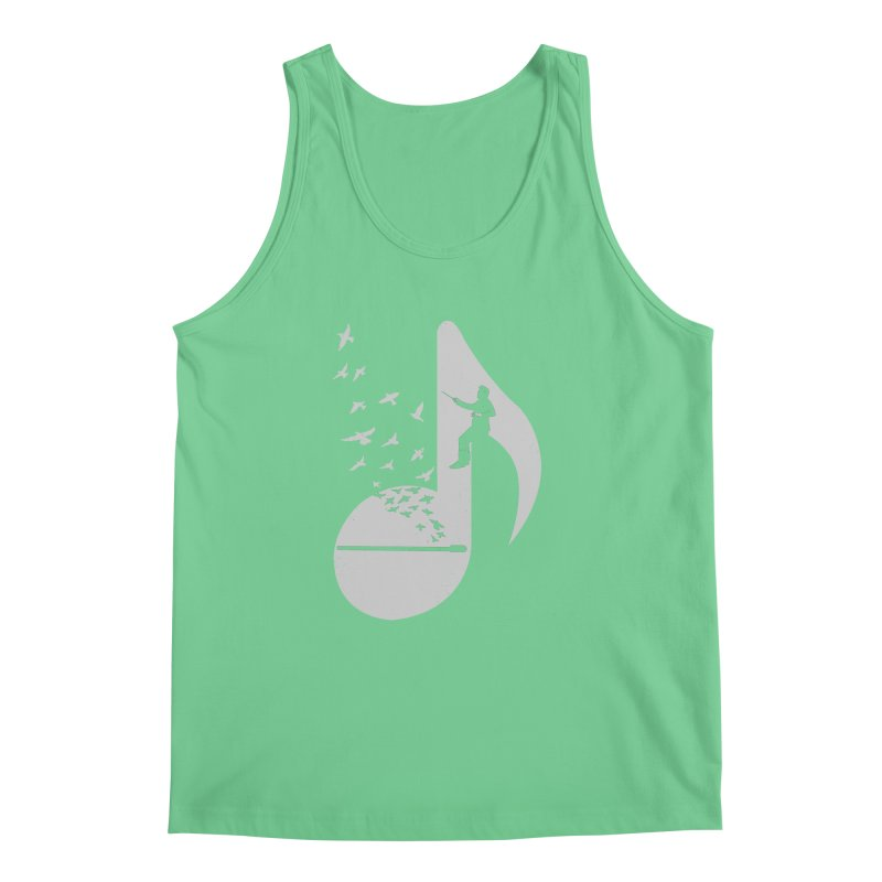 Musical - Conductor Men's Tank by barmalisiRTB