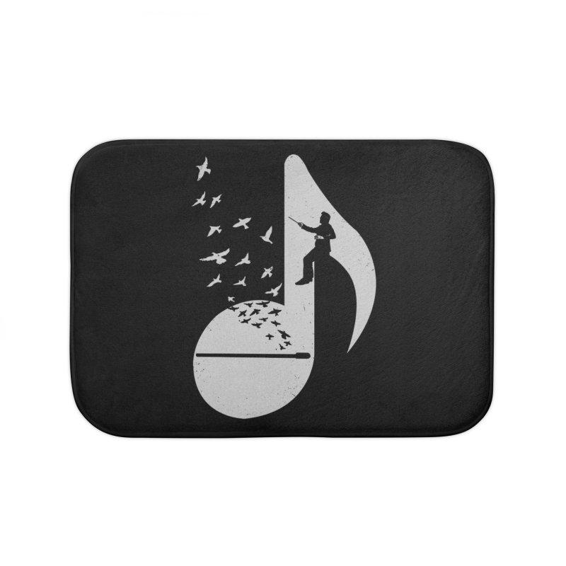 Musical - Conductor Home Bath Mat by barmalisiRTB