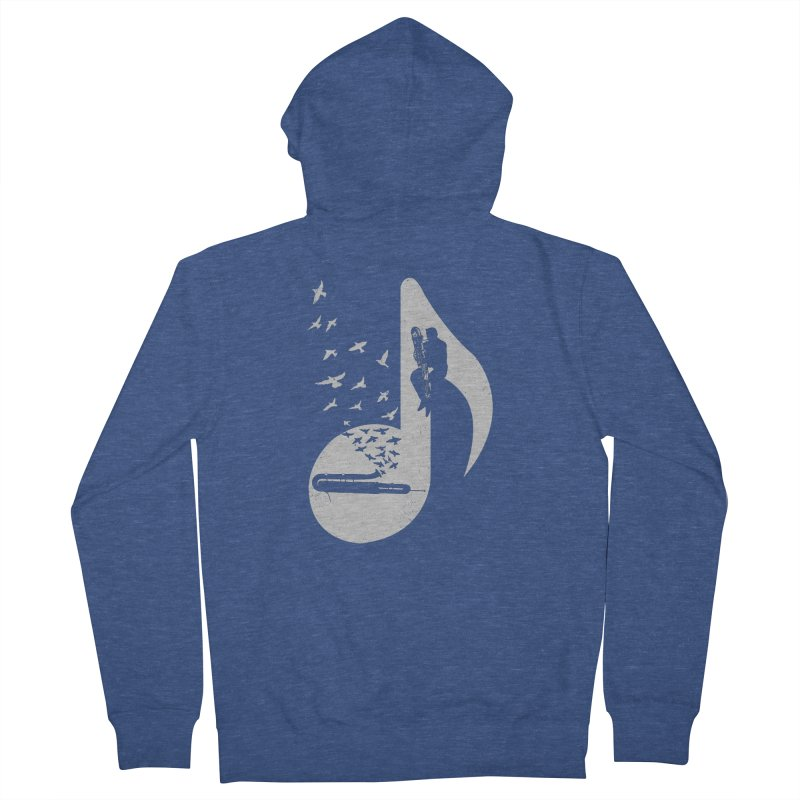 Musical - Contrabassoon Women's Zip-Up Hoody by barmalisiRTB