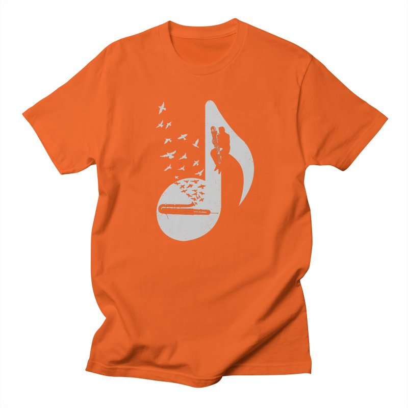 Musical - Contrabassoon Men's T-shirt by barmalisiRTB