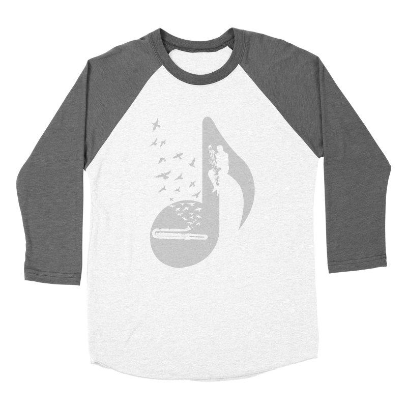 Musical - Contrabassoon Women's Baseball Triblend T-Shirt by barmalisiRTB