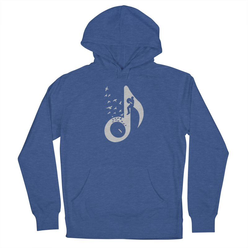 Musical - Cymbals Women's Pullover Hoody by barmalisiRTB