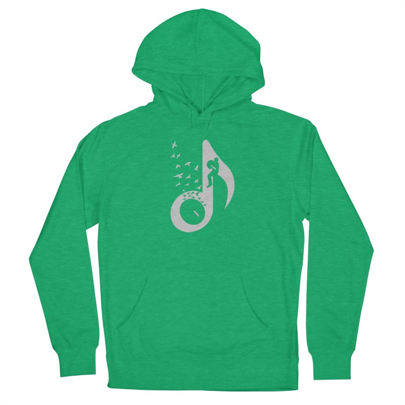 Musical - Cymbals Men's Pullover Hoody by barmalisiRTB