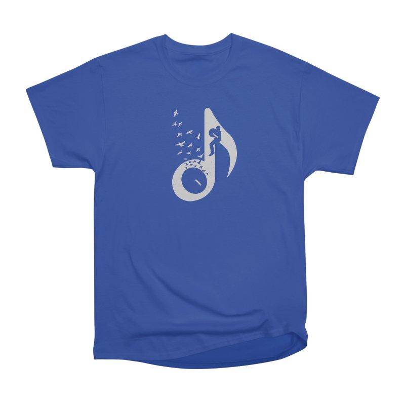 Musical - Cymbals Women's Classic Unisex T-Shirt by barmalisiRTB