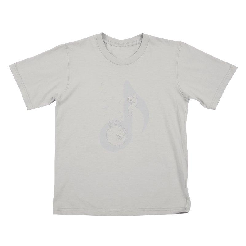 Musical - Cymbals Kids T-shirt by barmalisiRTB