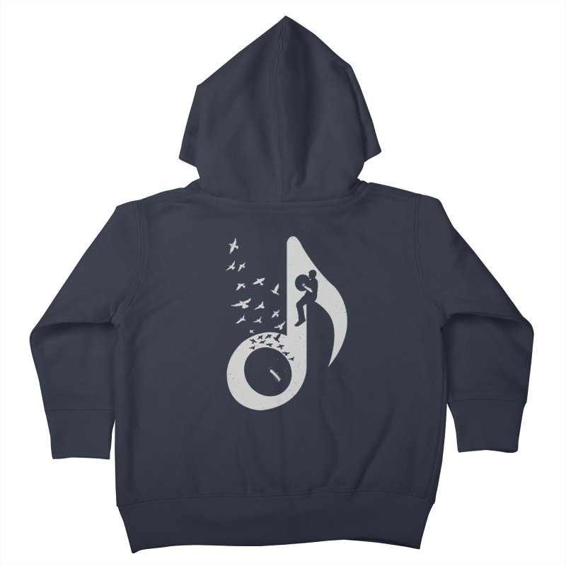 Musical - Cymbals Kids Toddler Zip-Up Hoody by barmalisiRTB