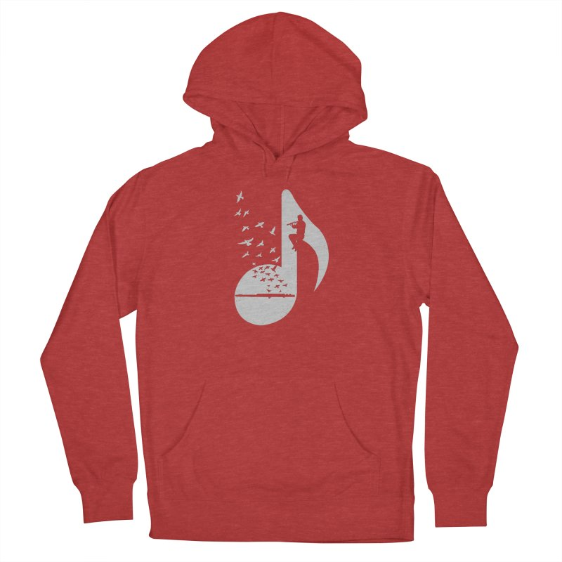 Musical - Flute Women's Pullover Hoody by barmalisiRTB
