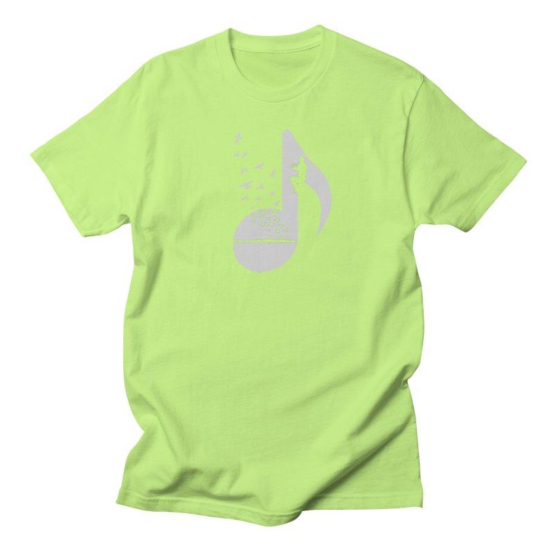 Musical - Flute Men's T-shirt by barmalisiRTB