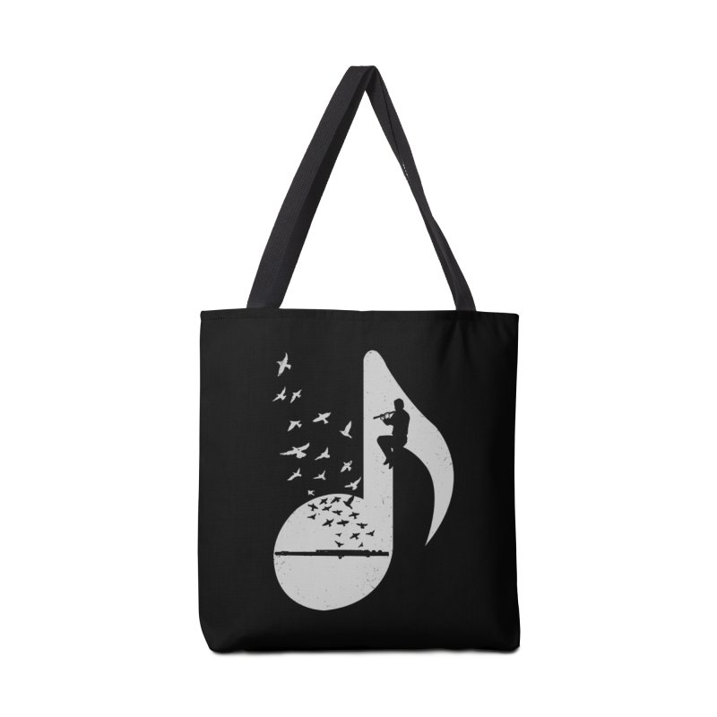 Musical - Flute Accessories Bag by barmalisiRTB