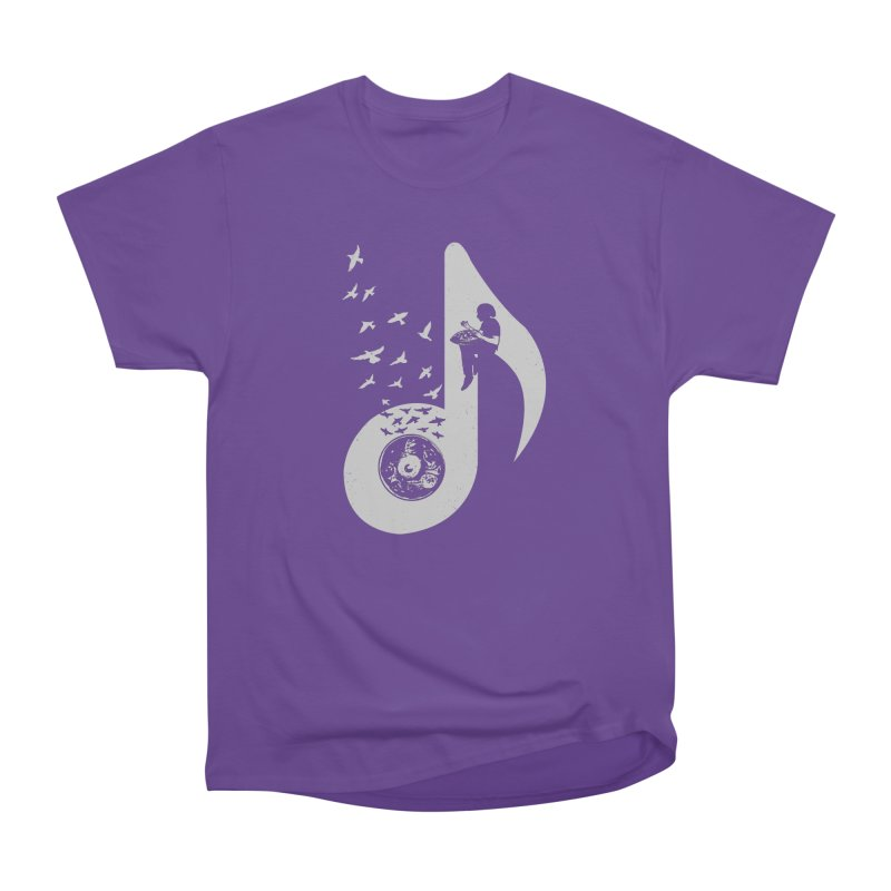 Musical - Hang Drum Women's Classic Unisex T-Shirt by barmalisiRTB