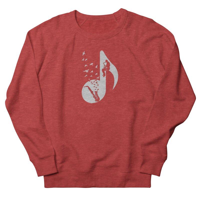 Musical - Saxophone Men's Sweatshirt by barmalisiRTB