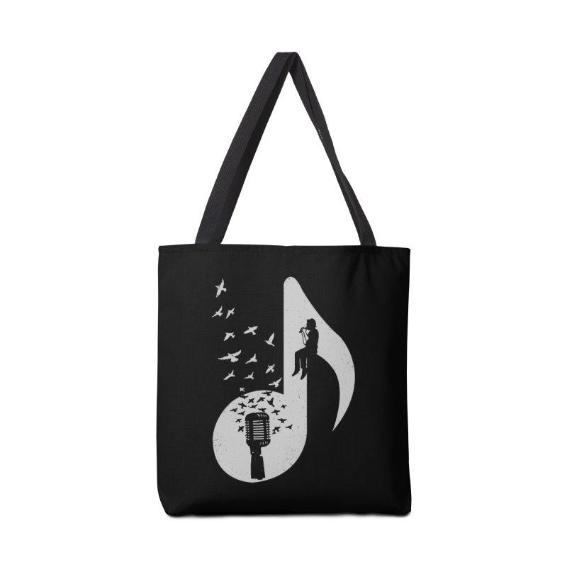 Musical - Singer Accessories Bag by barmalisiRTB