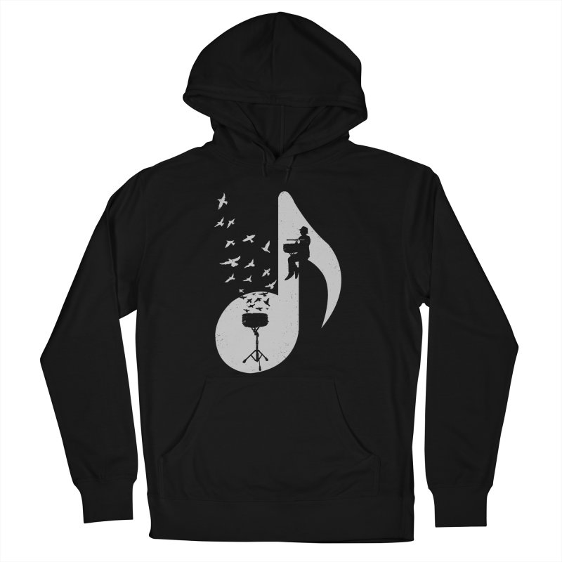 Musical - Snare Drum Women's French Terry Pullover Hoody by barmalisiRTB