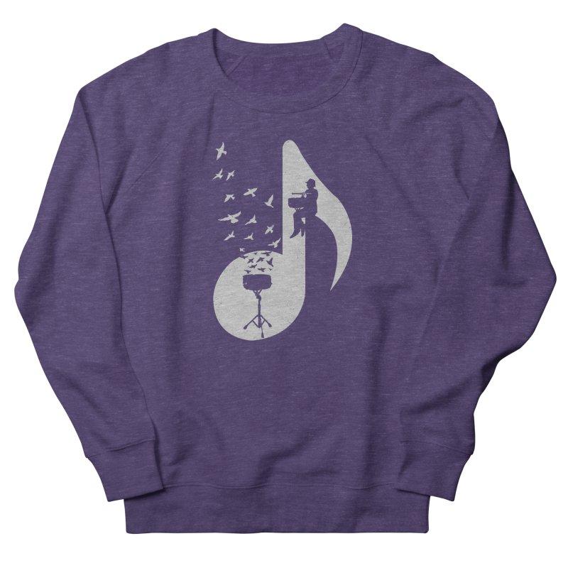 Musical - Snare Drum Men's Sweatshirt by barmalisiRTB