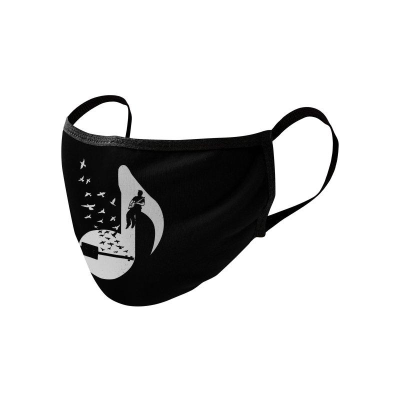 Musical- Cigar Box Guitar Accessories Face Mask by barmalisiRTB