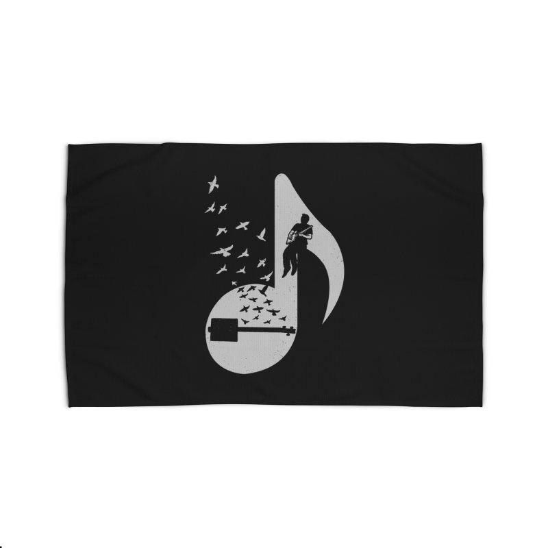 Musical- Cigar Box Guitar Home Rug by barmalisiRTB