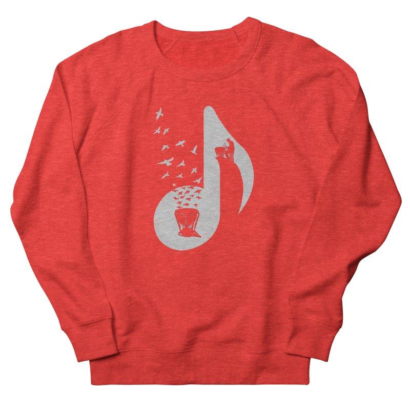 Musical note - Timpani Women's Sweatshirt by barmalisiRTB