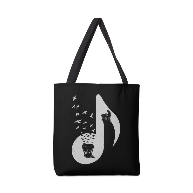 Musical note - Timpani Accessories Bag by barmalisiRTB