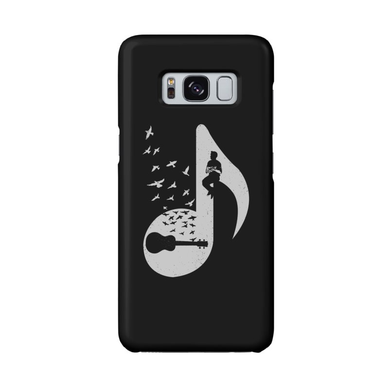 Musical note - Ukulele Accessories Phone Case by barmalisiRTB