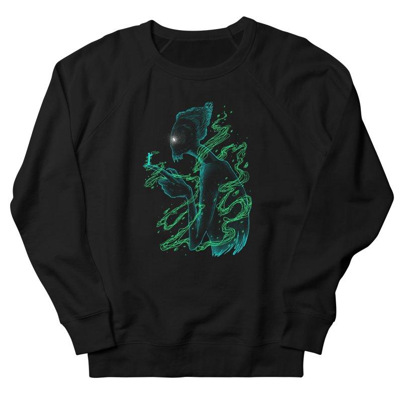 Son of Satan Men's French Terry Sweatshirt by barmalisiRTB