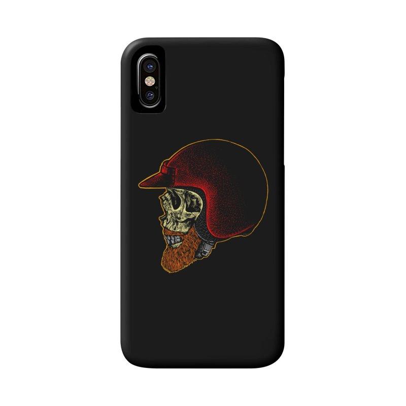 Mighty biker Accessories Phone Case by barmalisiRTB