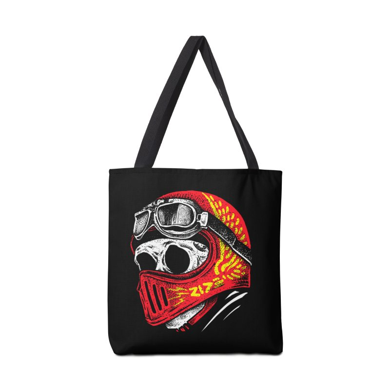 Ride Skull Accessories Bag by barmalisiRTB