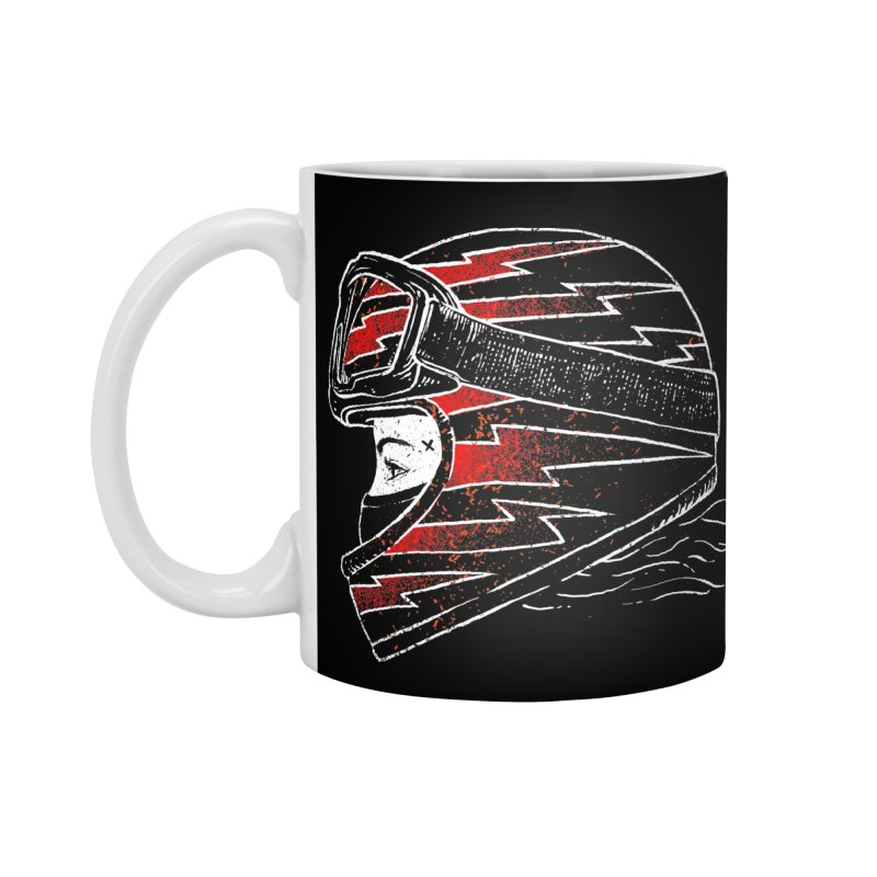 Thunder girl Accessories Mug by barmalisiRTB