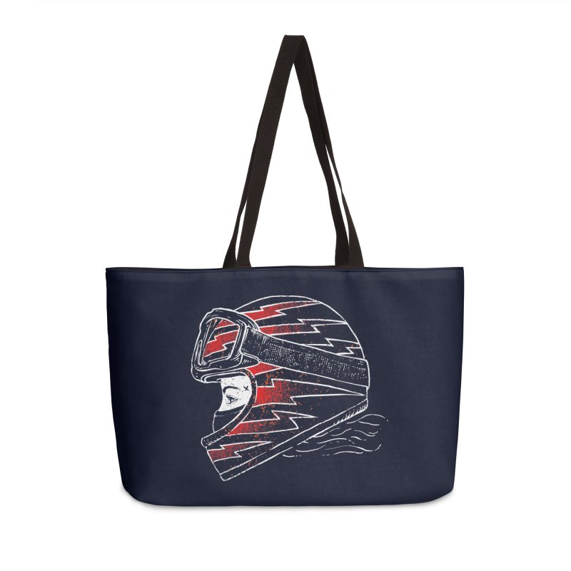Thunder girl Accessories Bag by barmalisiRTB