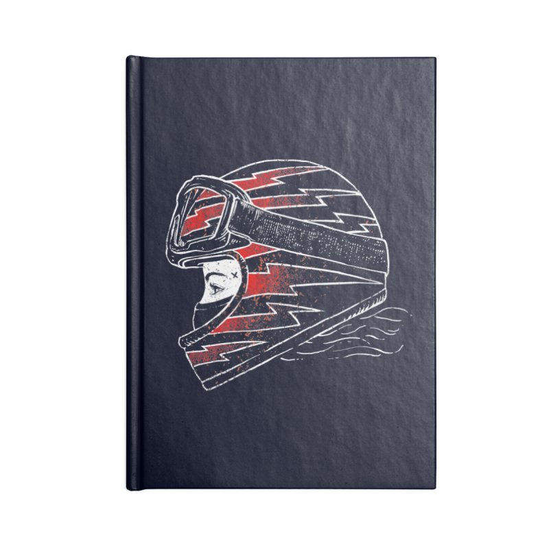 Thunder girl Accessories Notebook by barmalisiRTB