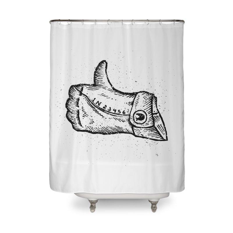 Speed 1N23456 Home Shower Curtain by barmalisiRTB