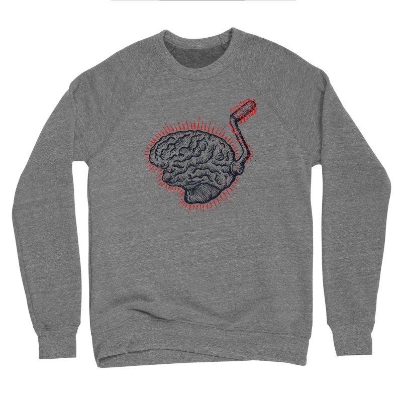 Brain Moto Women's Sweatshirt by barmalisiRTB