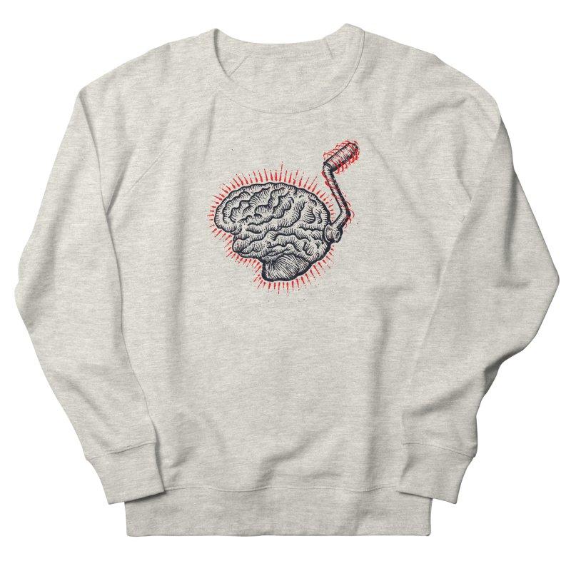 Brain Moto Men's Sweatshirt by barmalisiRTB
