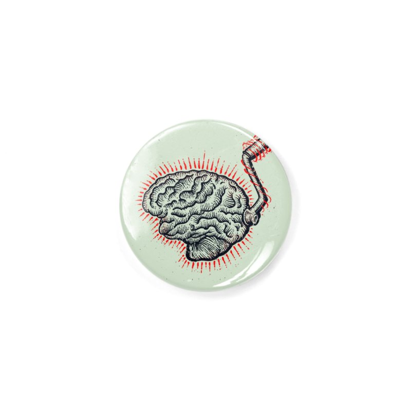 Brain Moto Accessories Button by barmalisiRTB