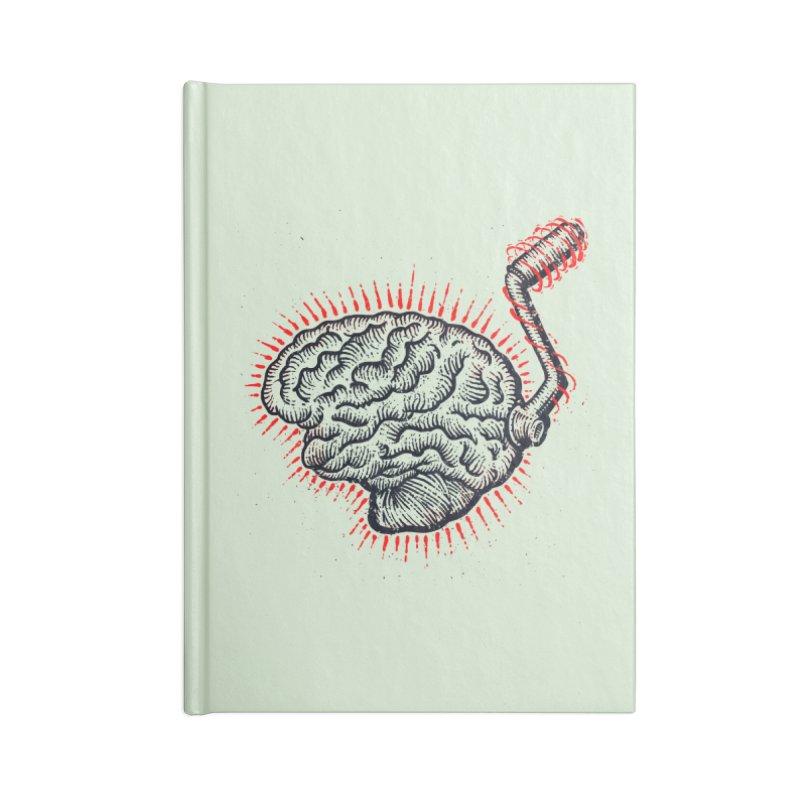 Brain Moto Accessories Notebook by barmalisiRTB