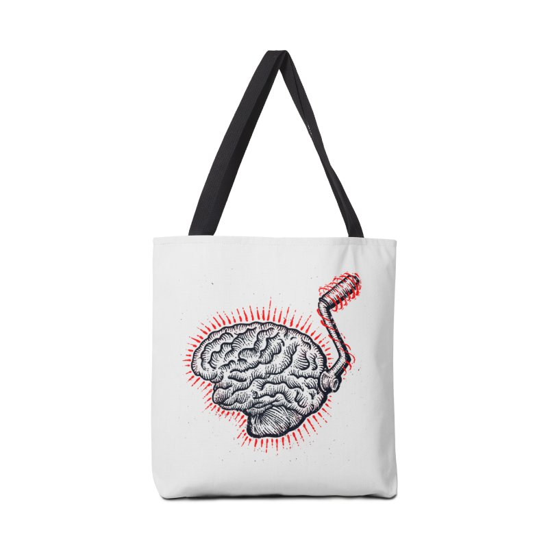 Brain Moto Accessories Bag by barmalisiRTB