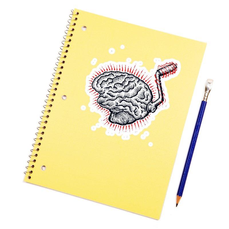 Brain Moto Accessories Sticker by barmalisiRTB