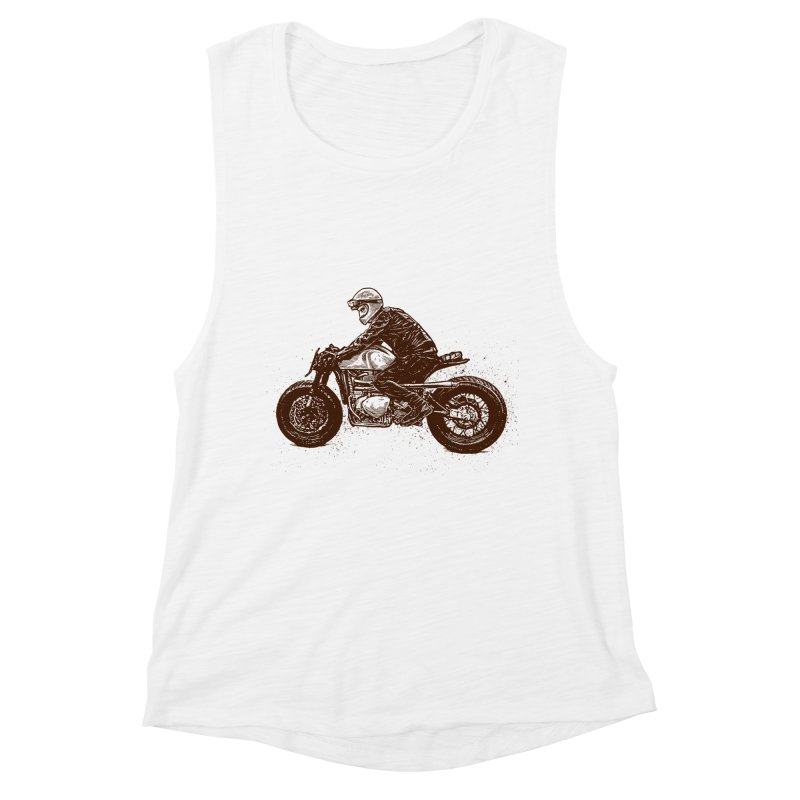Ready for adventure Women's Tank by barmalisiRTB
