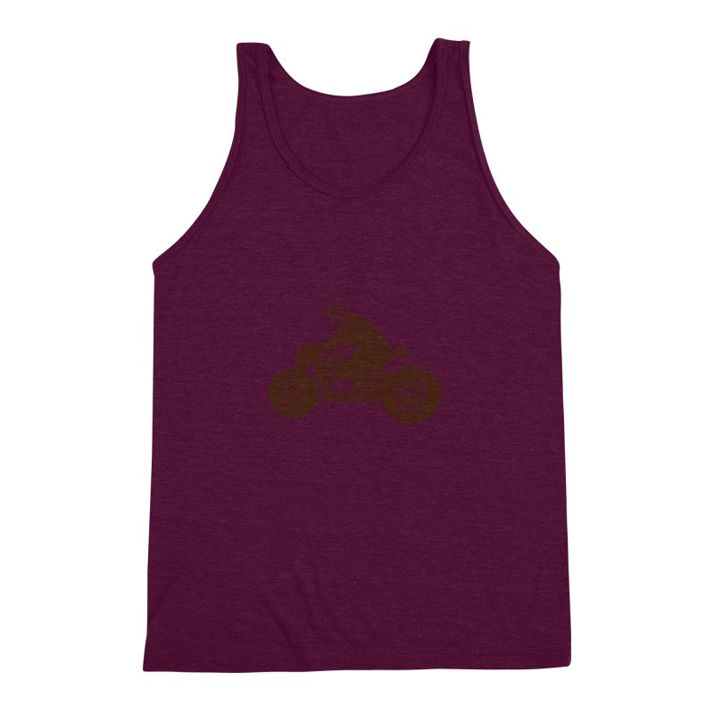 Ready for adventure Men's Triblend Tank by barmalisiRTB