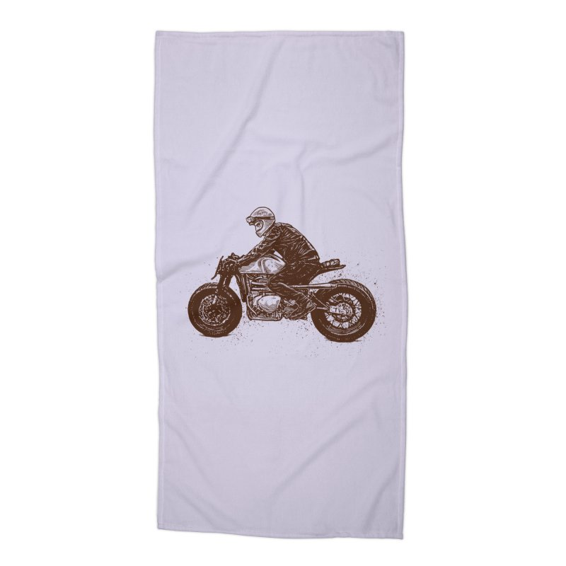 Ready for adventure Accessories Beach Towel by barmalisiRTB