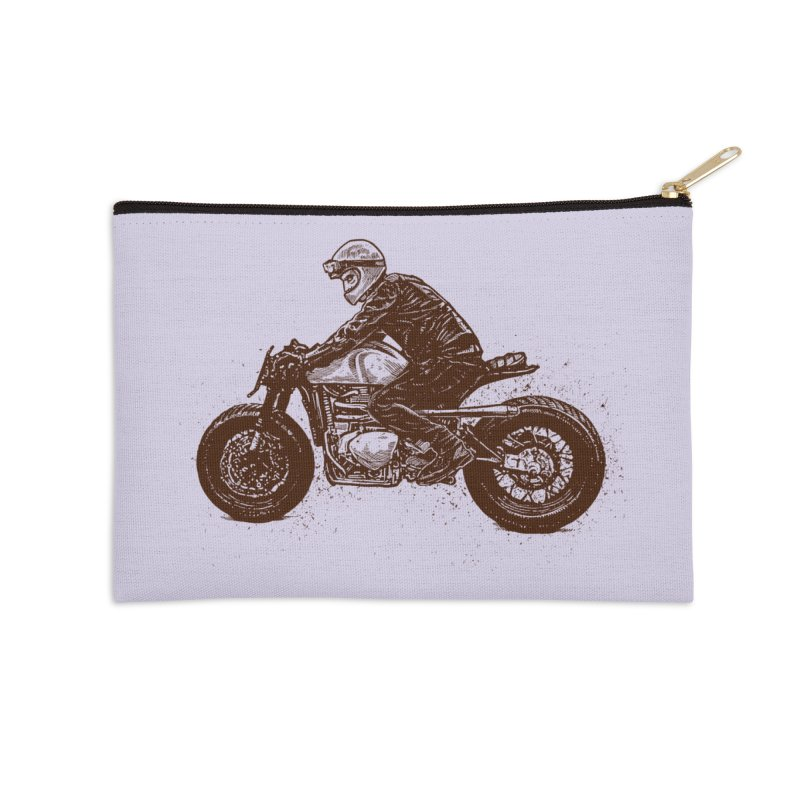 Ready for adventure Accessories Zip Pouch by barmalisiRTB