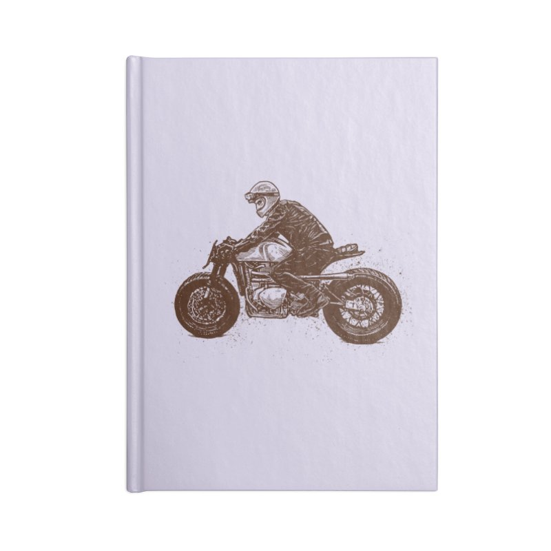 Ready for adventure Accessories Notebook by barmalisiRTB