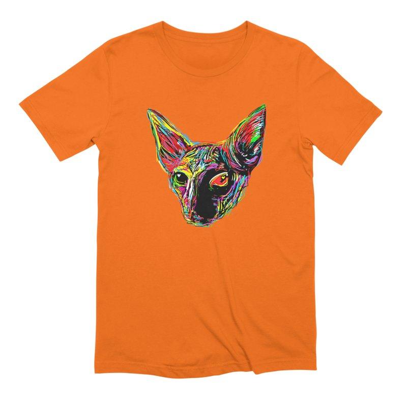 Sphynx cat Love Men's Extra Soft T-Shirt by barmalisiRTB