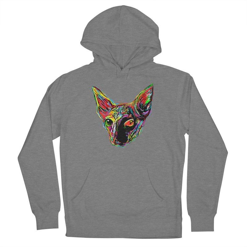 Sphynx cat Love Women's Pullover Hoody by barmalisiRTB