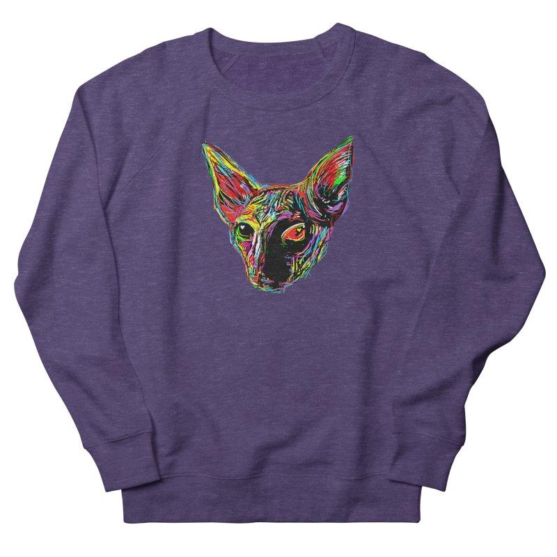Sphynx cat Love Women's Sweatshirt by barmalisiRTB