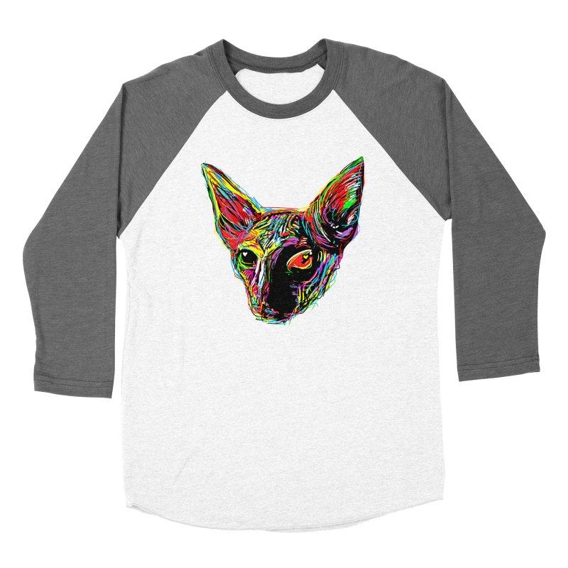 Sphynx cat Love Women's Longsleeve T-Shirt by barmalisiRTB