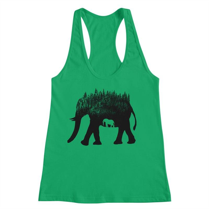 Nature elephant Women's Tank by barmalisiRTB