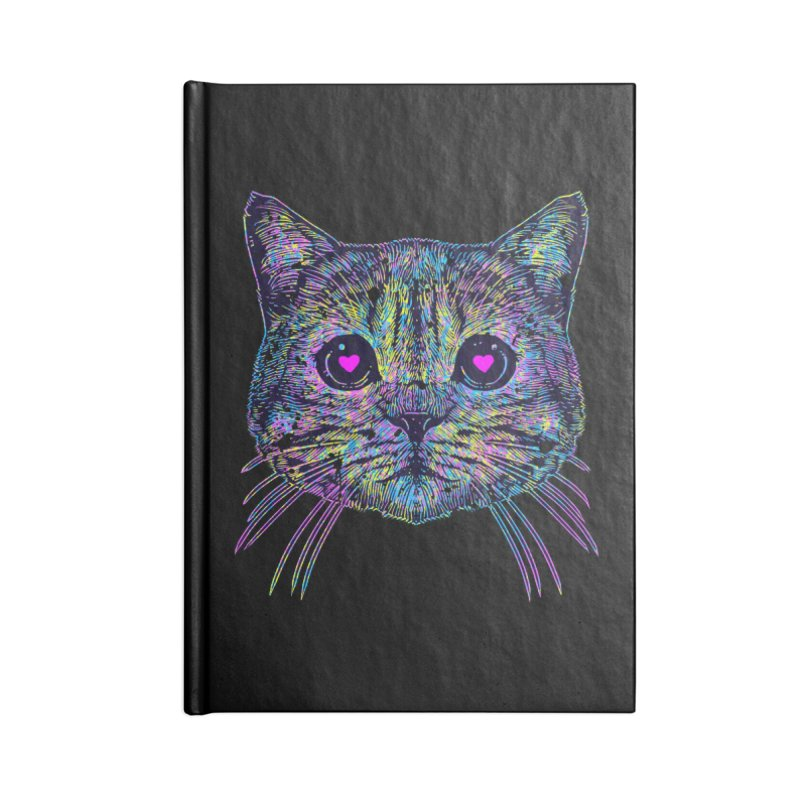 Love Cat Accessories Notebook by barmalisiRTB