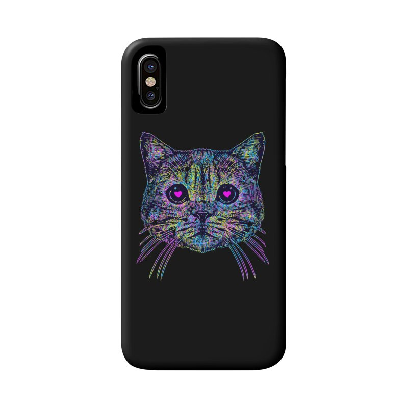 Love Cat Accessories Phone Case by barmalisiRTB