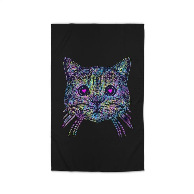Love Cat Home Rug by barmalisiRTB