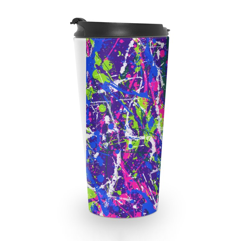 Abstract fans One Accessories Mug by barmalisiRTB
